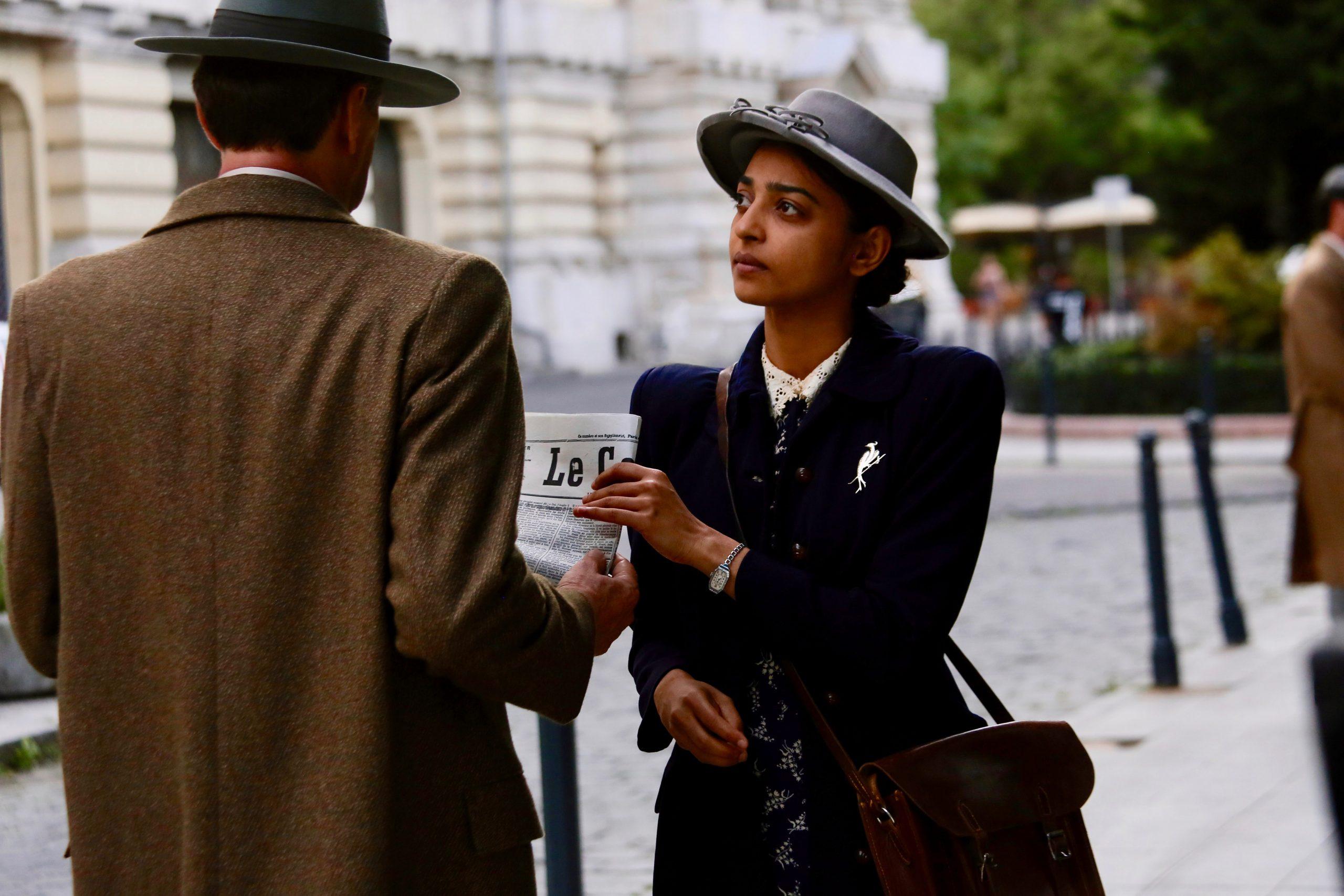 Radhika Apte - A Call to Spy
