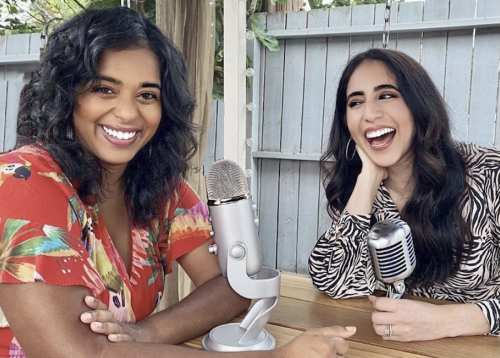 What Are Friends For Podcast Pallavi Gabrielle