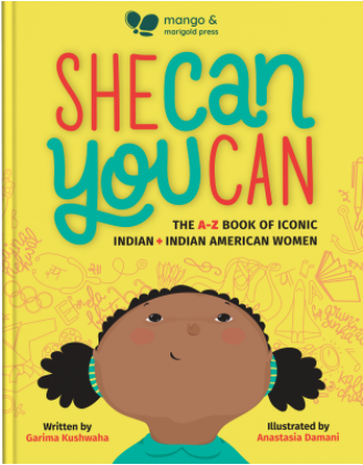 She Can You Can Book Cover