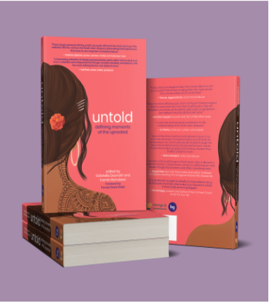 untold: defining moments of the uprooted Book Cover