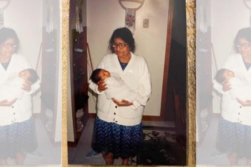 guyanese grandmother