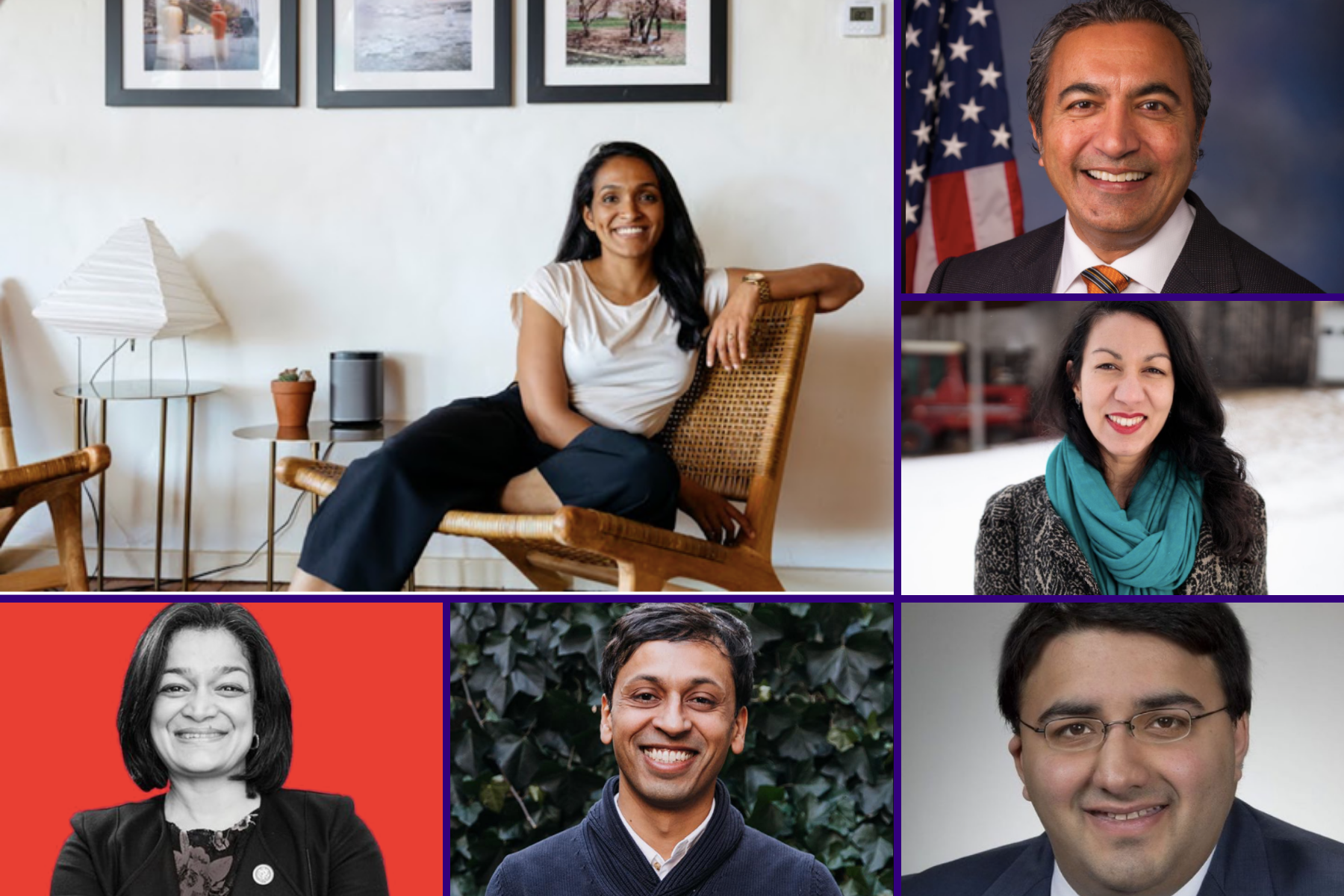 South Asian-American Candidates