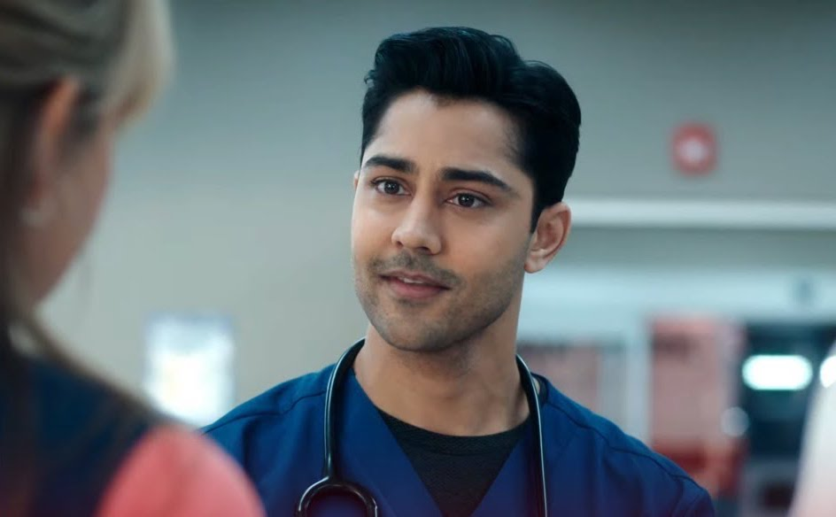 Manish Dayal - The Resident S4