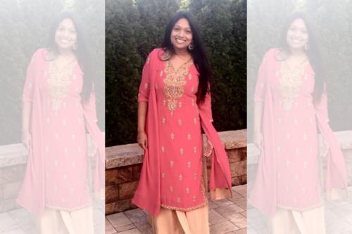 Indo-Caribbean Bipolar Woman