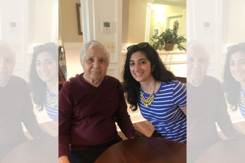 caring for aging parents as a south asian