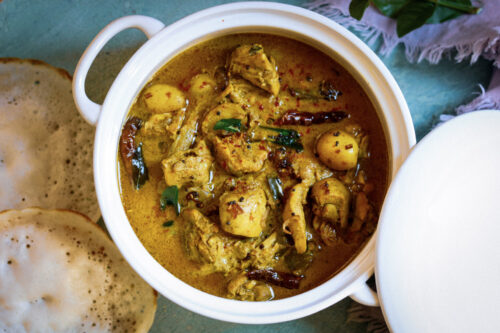 Kerala-Style Chicken Curry