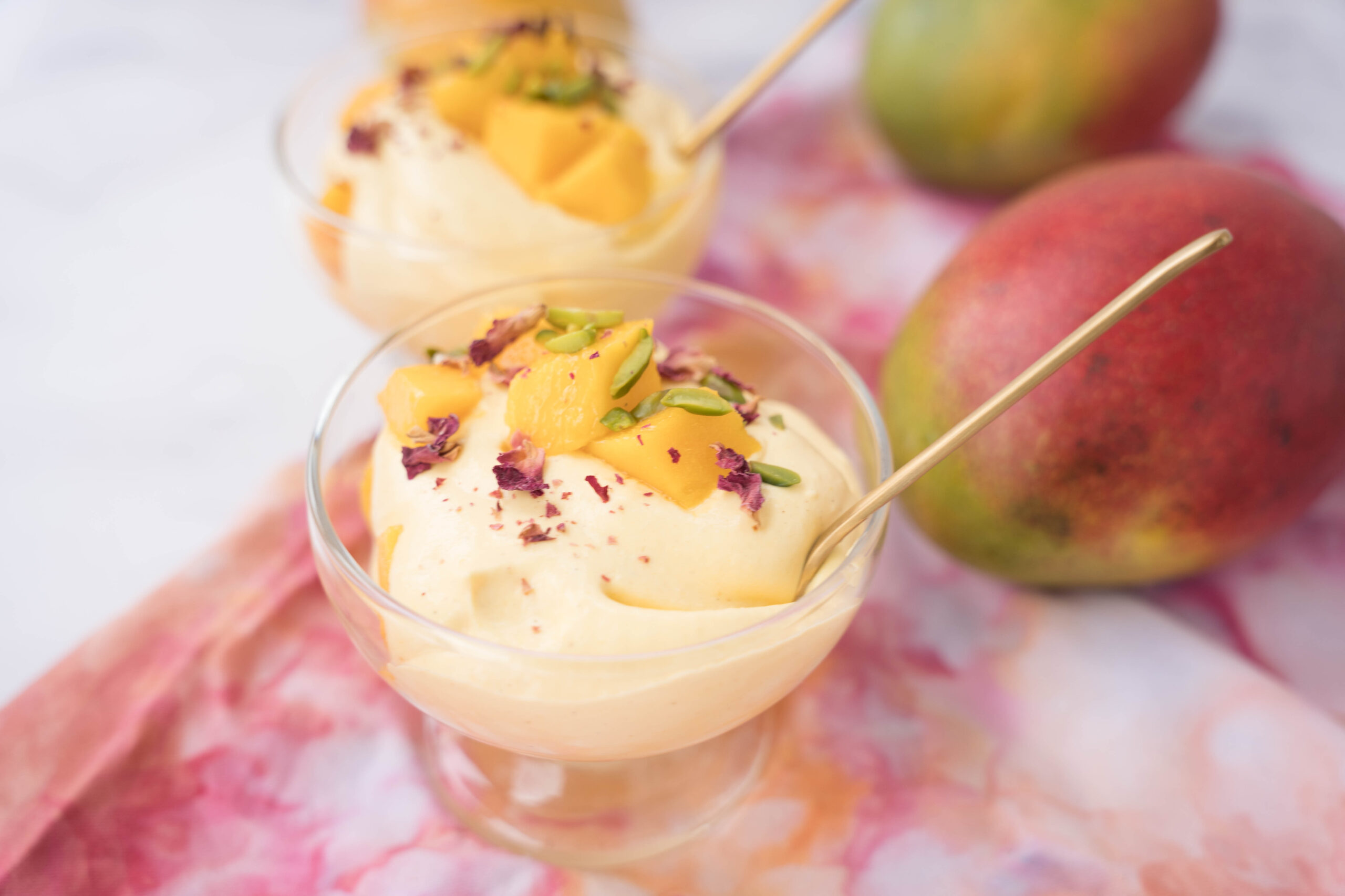 Mango Mousse + 3 Other Mother's Day Desserts