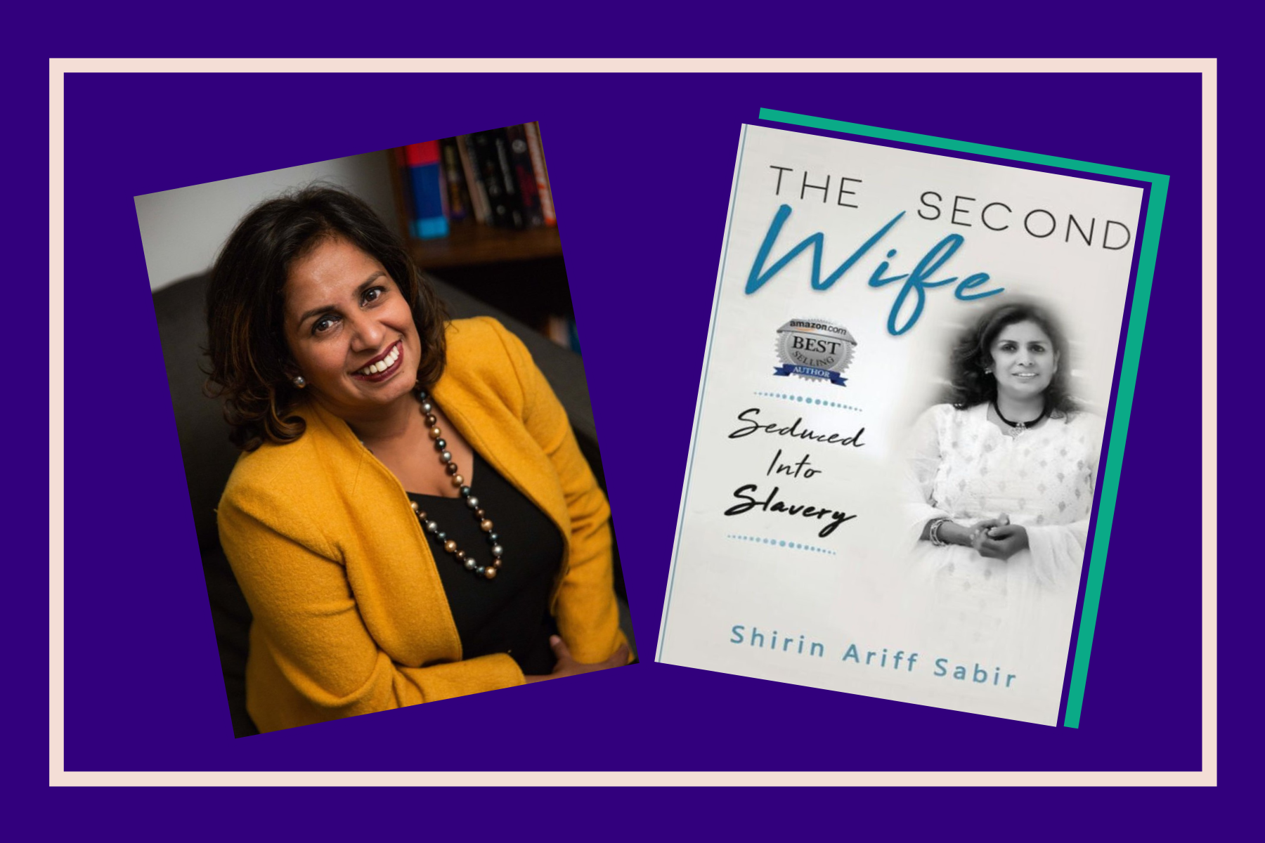 author interview the second wife