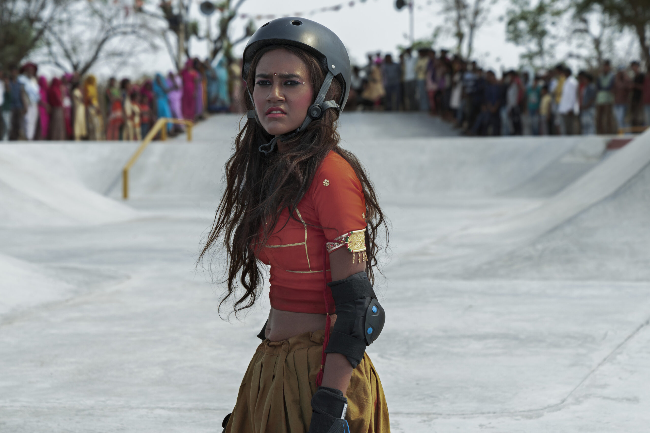 Skater Girl Image 1