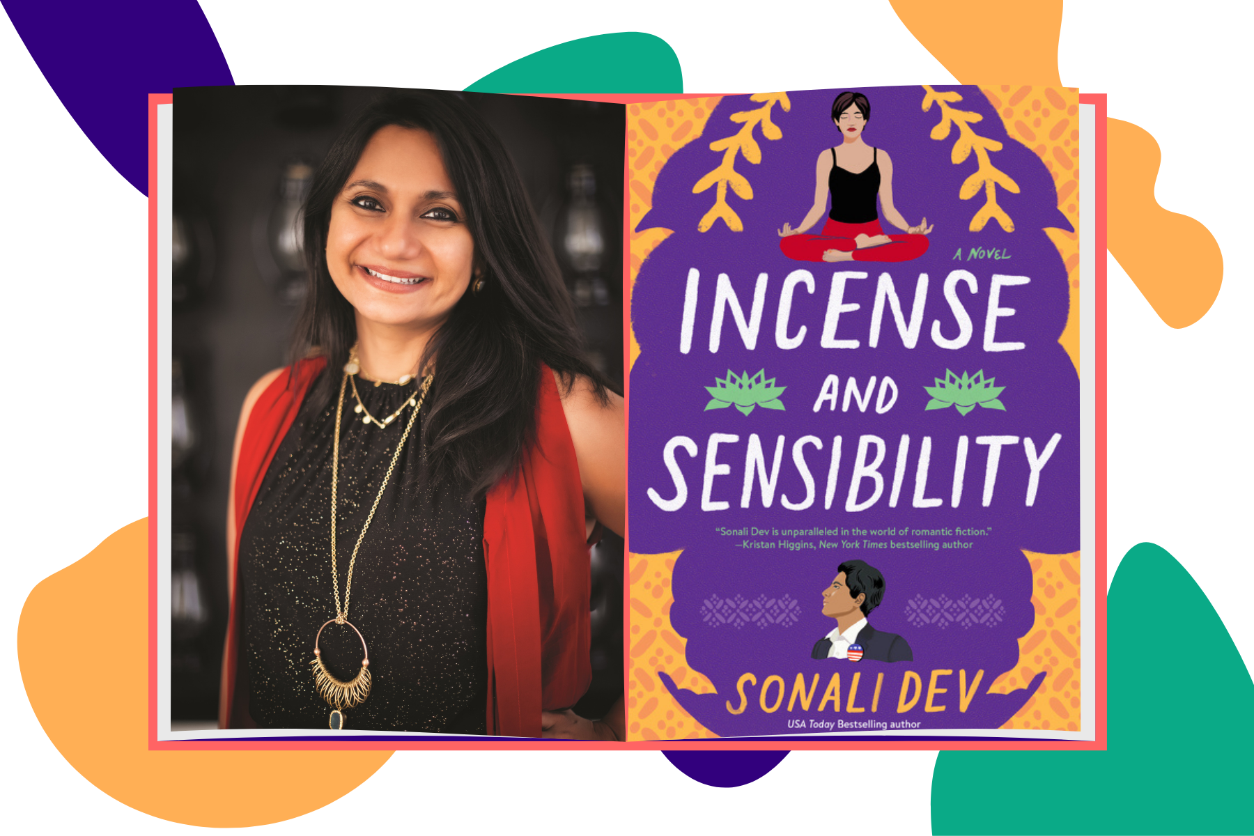 book review sonali dev