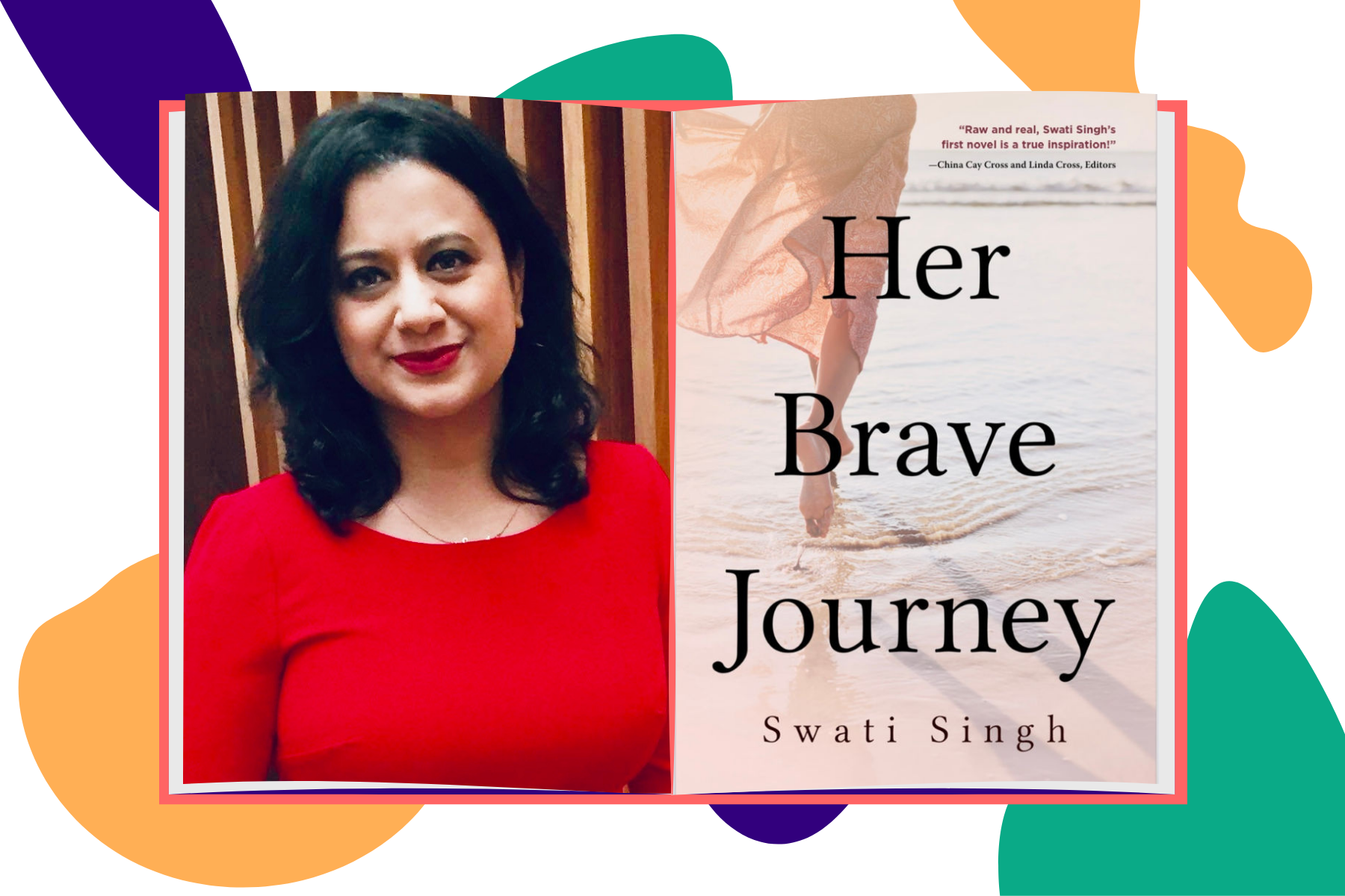 her brave journey book review