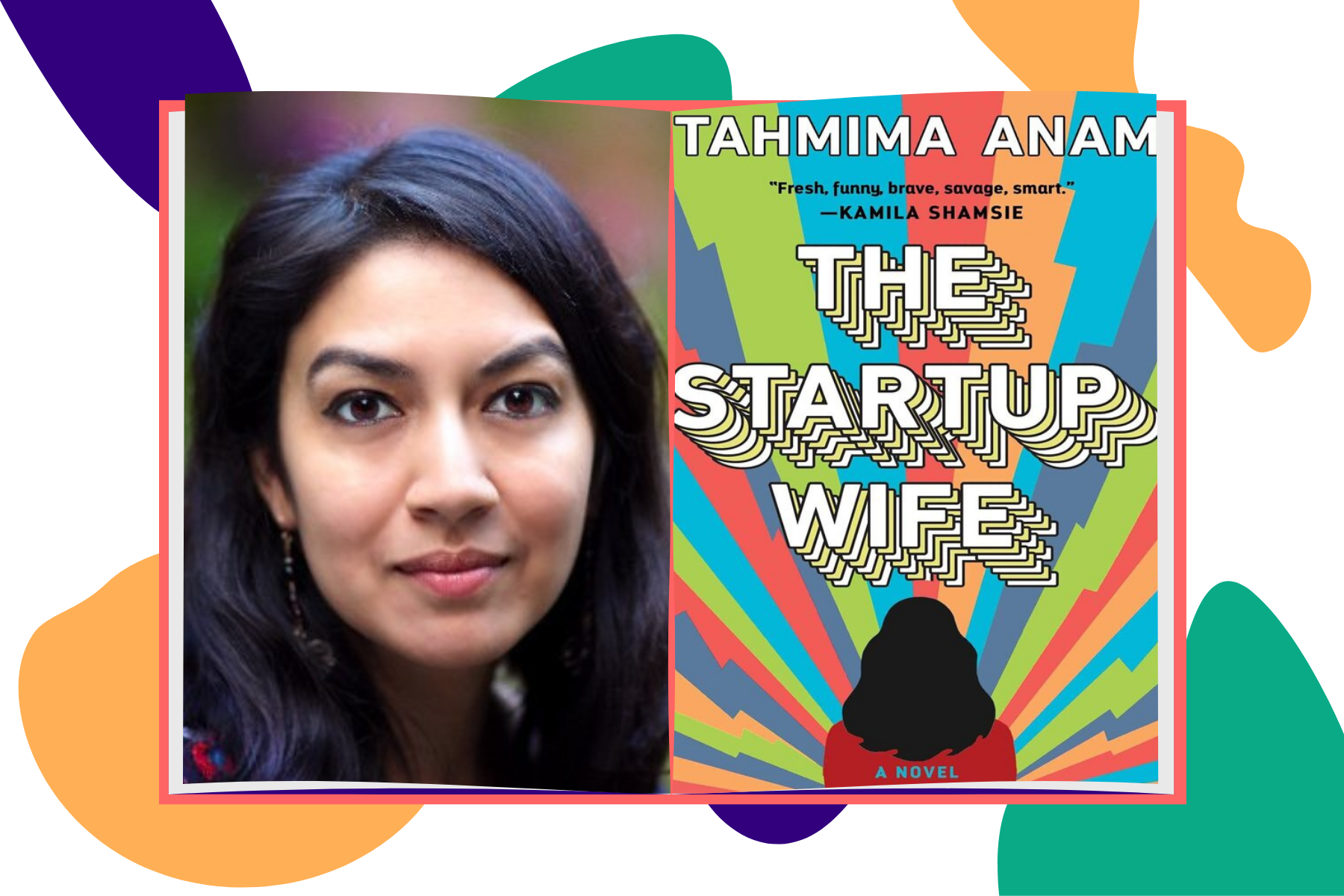 'Startup Wife' by Tahmima Anam