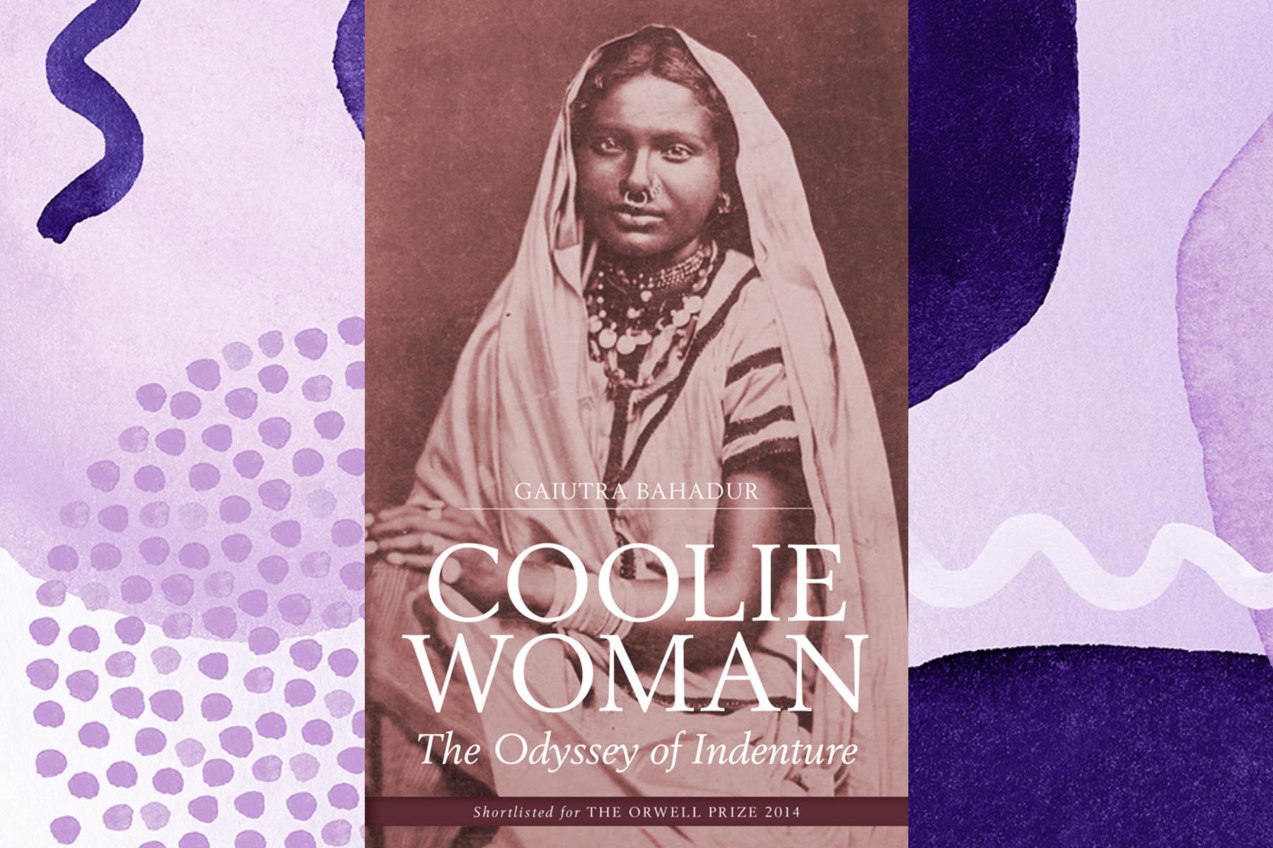Gaiutra Bahadur Coolie woman
