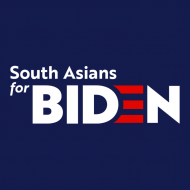 South Asians for Biden